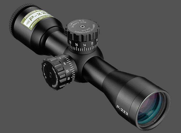 Fixed mini 14 scope