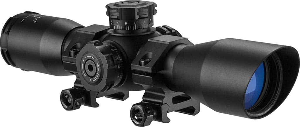 Barska 4x32 IR scope