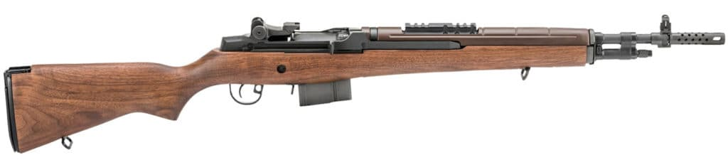 m1a scout rifle