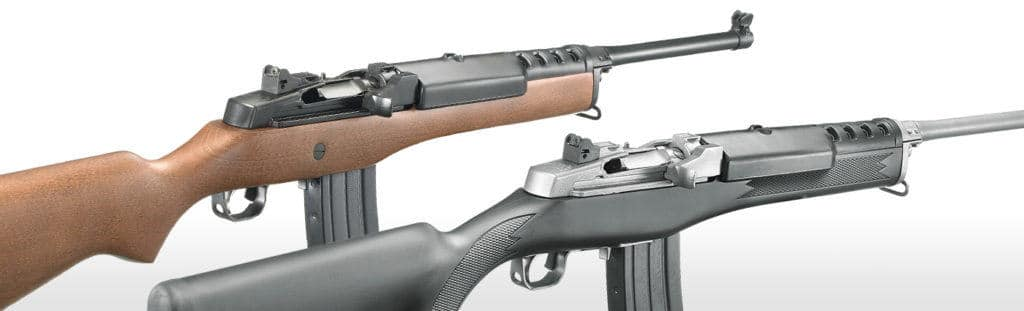 ruger mini 14 ranch rifle