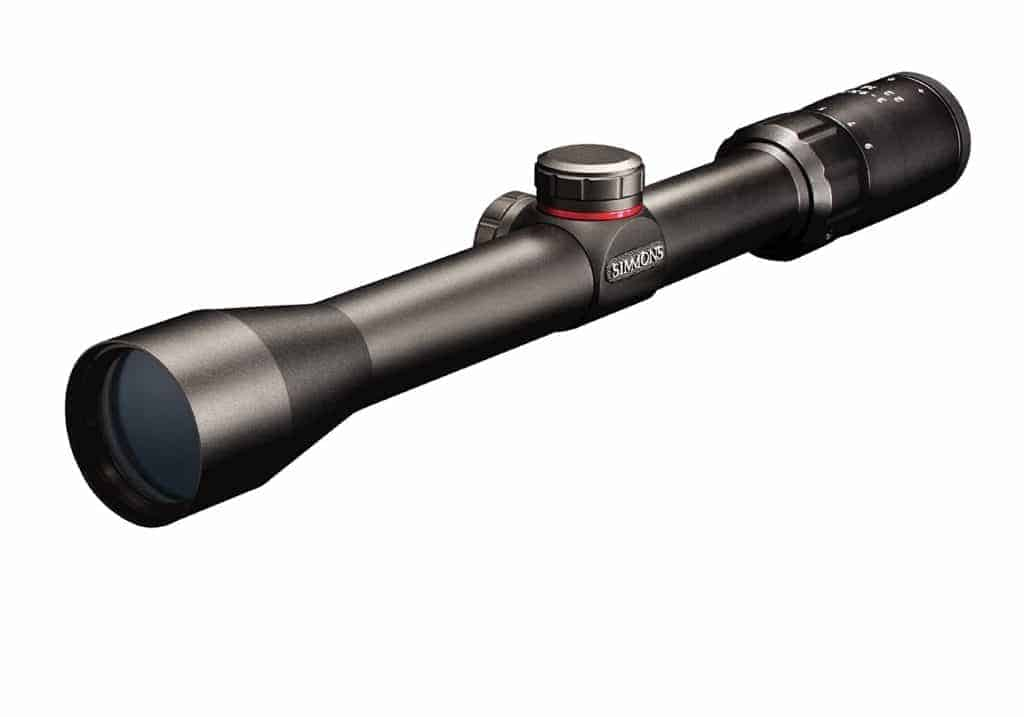 Simmons scope for 10/22