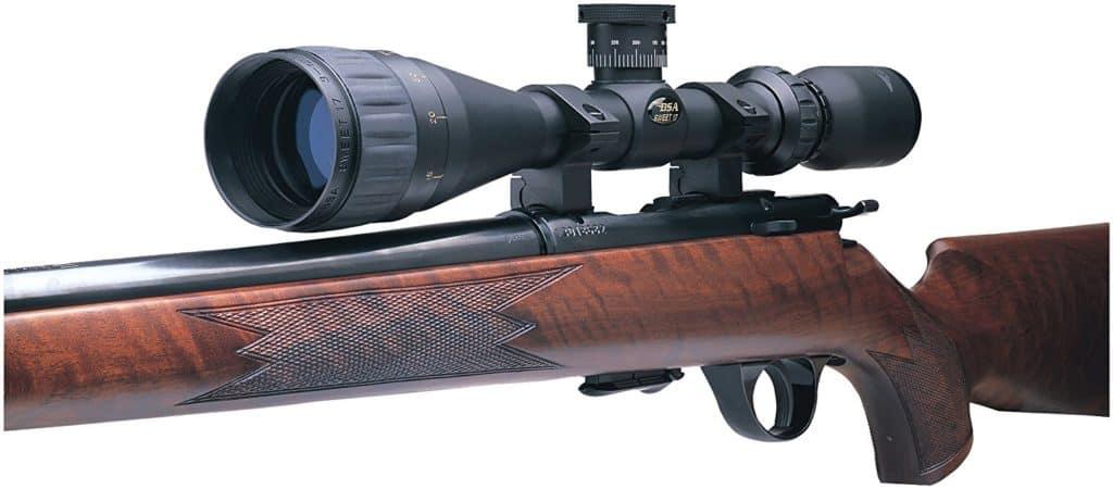 BSA 17 hmr scope