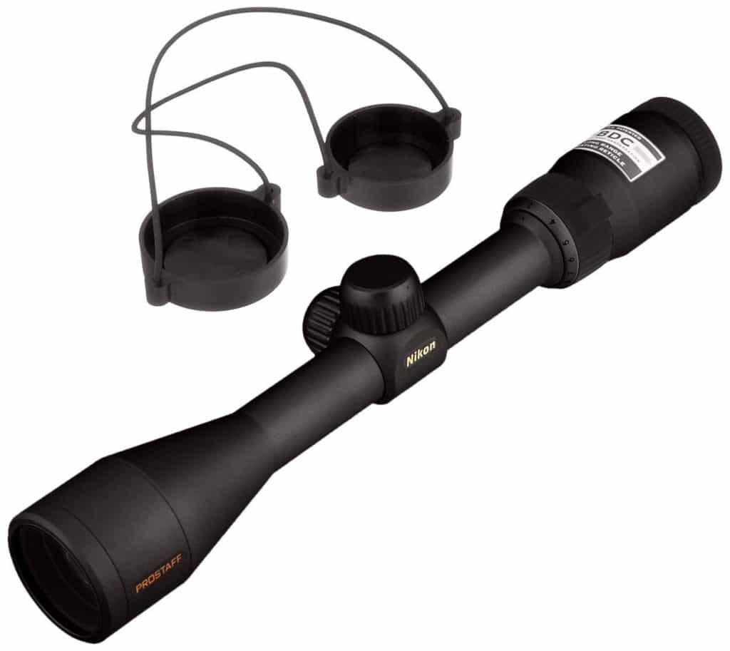 nikon prostaff 3-9x40 scope