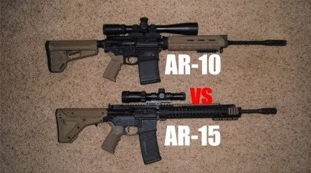 ar 10 vs ar 15 comparison