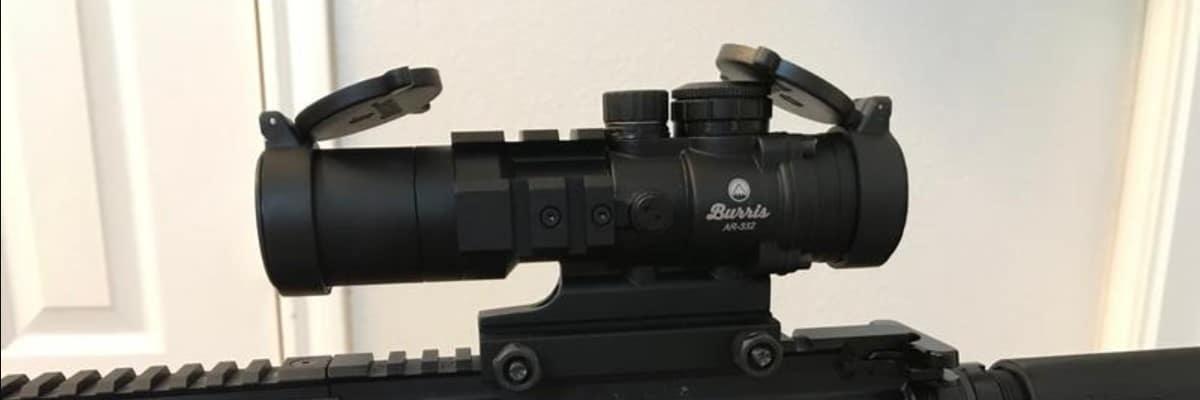 Burris AR332