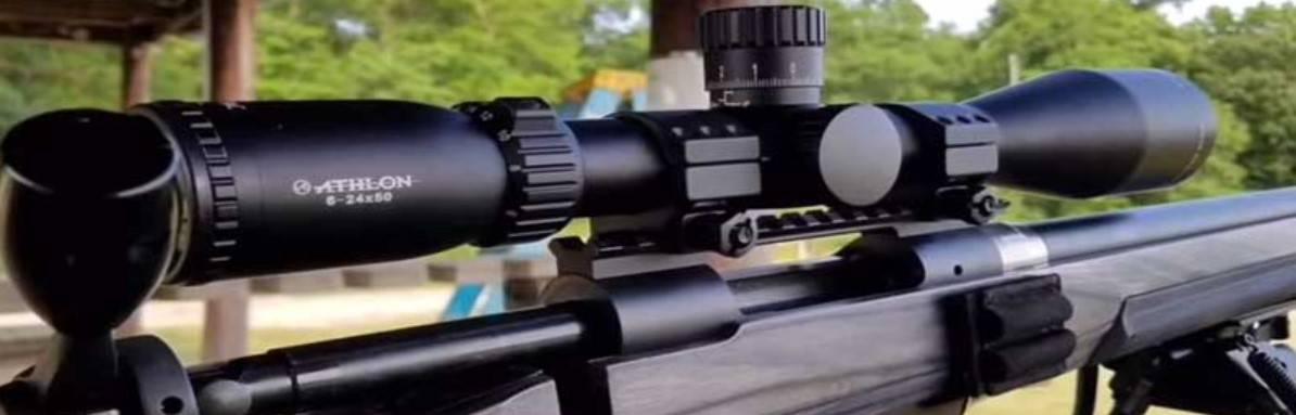 Best Rifle Scope Under $500