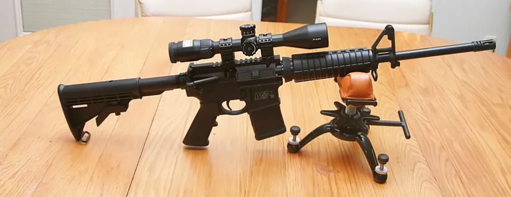 Best Scope For M&P 15-22