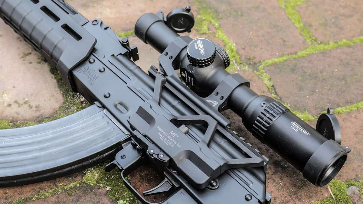 Best Scope for AK 47
