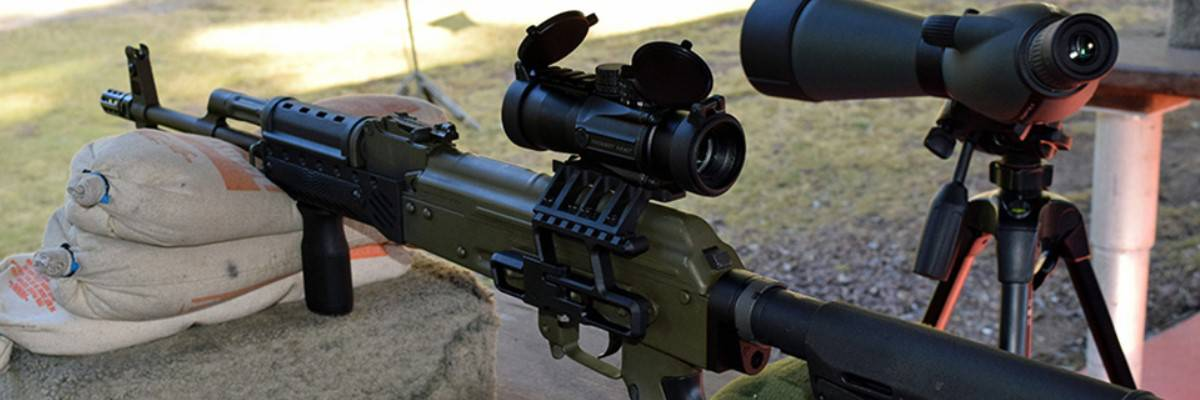 Primary Arms 3x32 Prism Scope