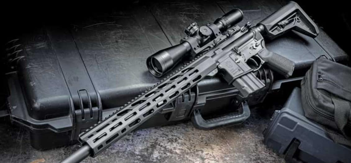 Best Ruger AR 556 Scope