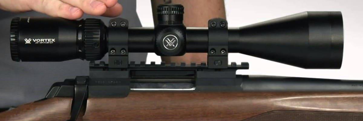 Vortex Optics Crossfire II 3-9x40