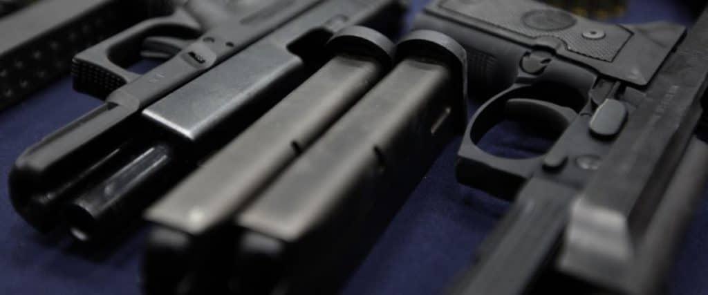 Storing Firearms