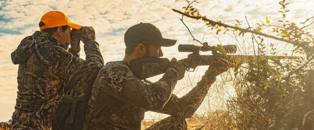 practice rifle